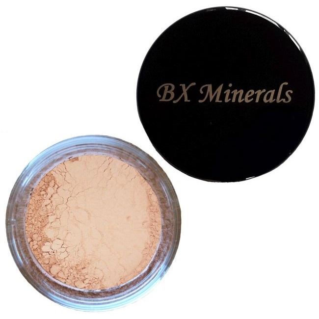 BX Minerals Medium Beige foundation